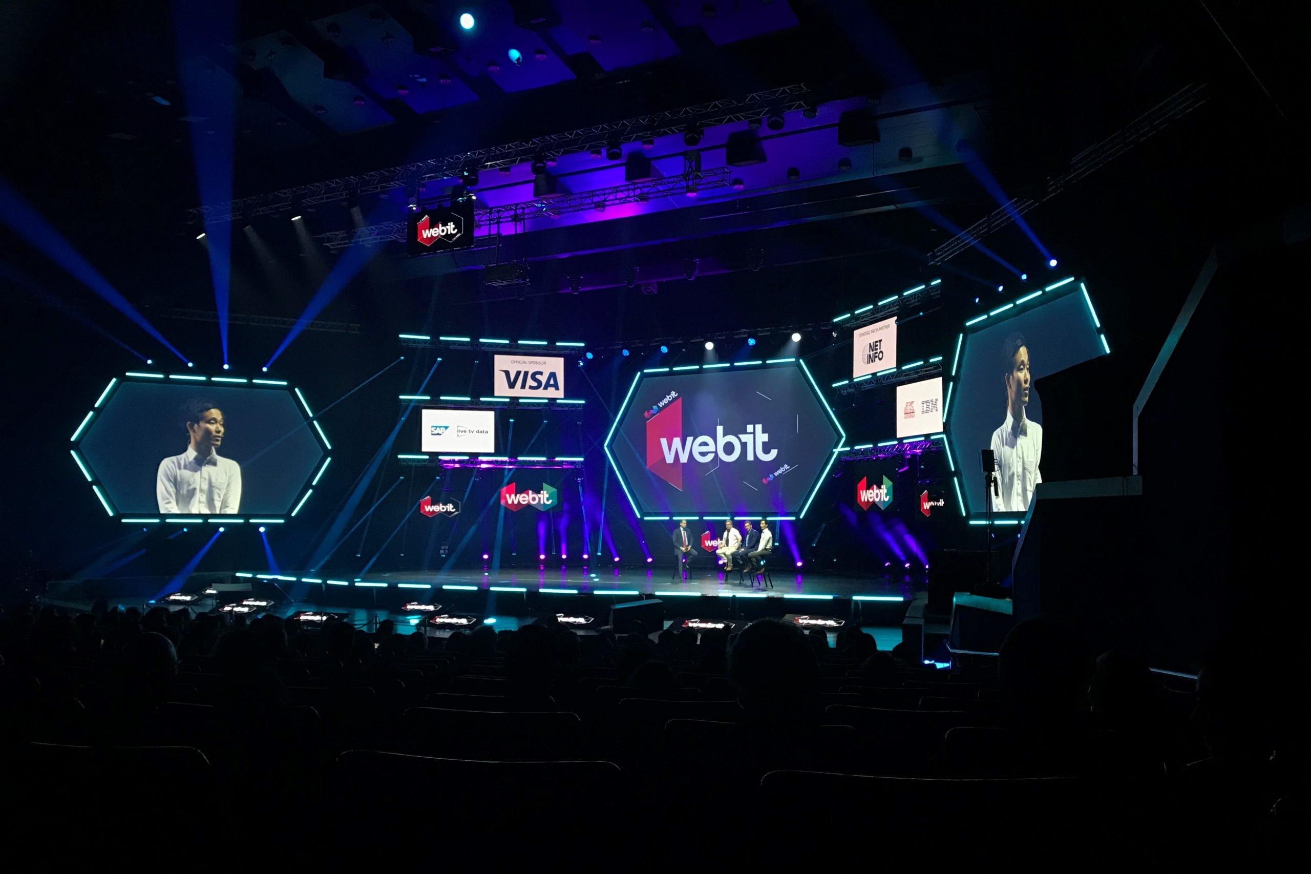 Webit stage